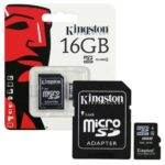 Kingston Adapter SD 16GB Kaart WeFix