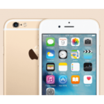 iphone 6s goud small